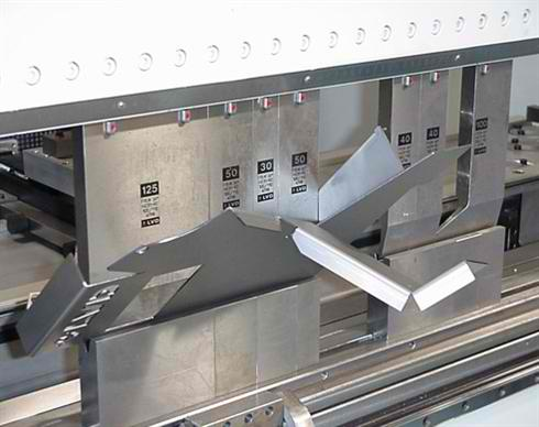 Press Brake Tooling Gwb